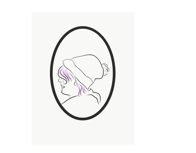Cameo illustration