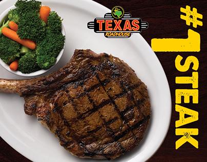 Texas Roadhouse Great Steak