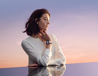 OPPO Watch by XUEFENG studio
