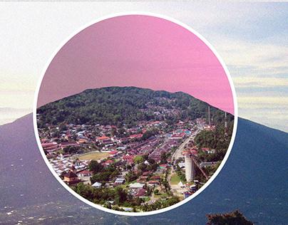 Jauh dari Singgalang dekat dari Sawahlunto