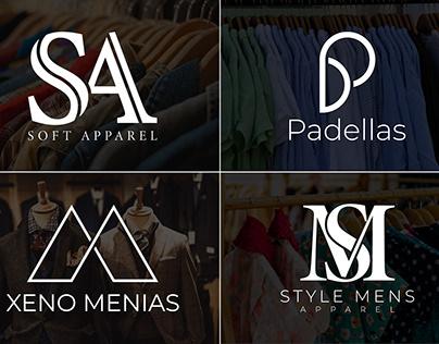 Urban streetwear clothing brand logo