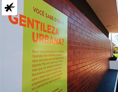 Gentileza Urbana - Varandas