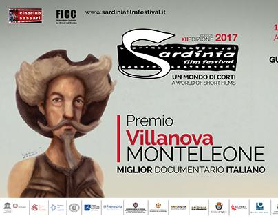 Premio VILLANOVA MONTELEONE 2017 - 3a Edizione