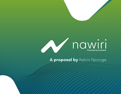 Nawiri By Ecobank. Campaign Identity and Design.