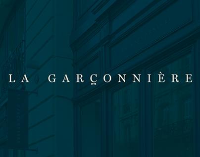 La Garçonnière - Brand Design
