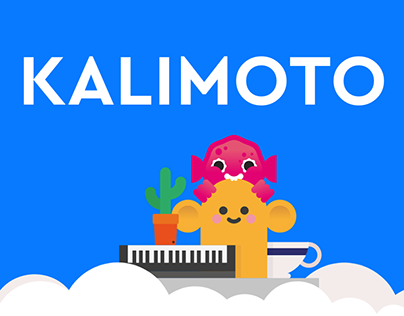 Kalimoto for Sticker.Place