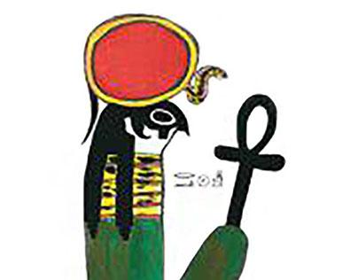 Sloka 72 - Ancient Egypt Machineries
