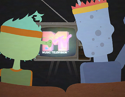 MTV Bumper Short — 3rd Year
