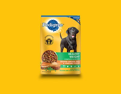 Pedigree Marketing Ads