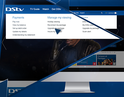 DSTV - Game of Thornes. How to set up a Debit Order