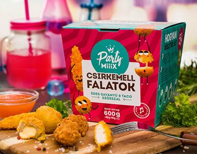 PartyMiiix frozen meatballs