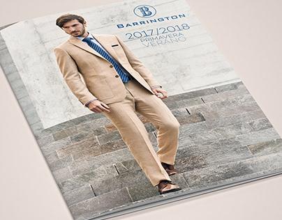 BARRINGTON Catálogo Primavera Verano 2017/2018