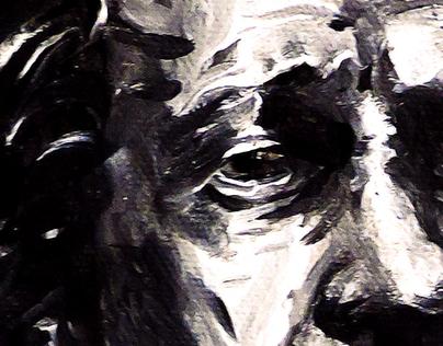Monochrome Rembrandt