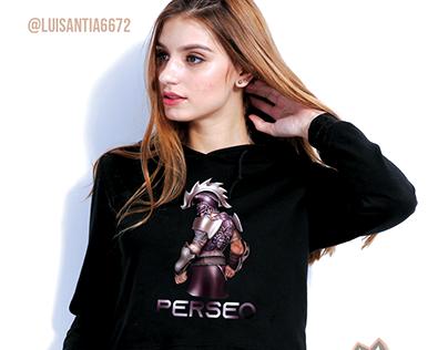 T-shirt: Demigod PerseO