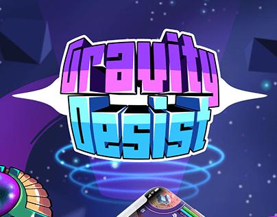 Gravity Desist - Game UI