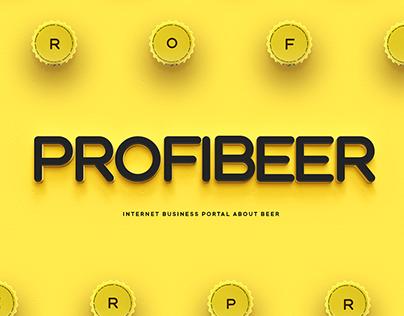 Profibeer — web site