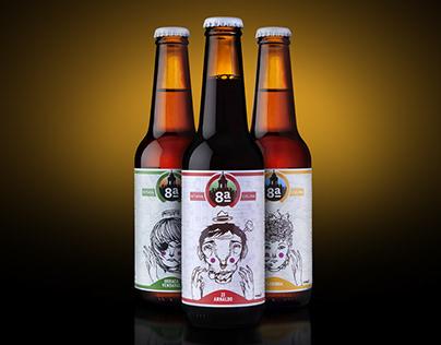 Oitava Colina - Craft Beer