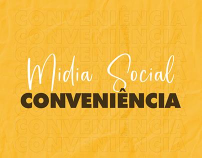 Mourão Conveniência Social Media