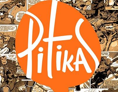 Catálogo Pitikas - Coleção 2018