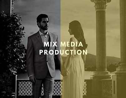 Mix Media Production