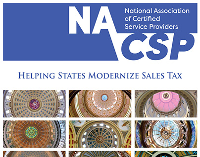Sexy Sales Tax and Domes | NACSP