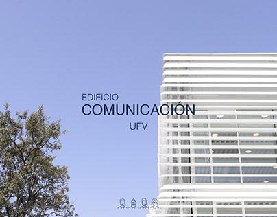 Edificio de la U.F.V. Diseño de interiores