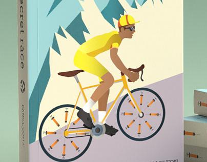 A Book Cover re-design