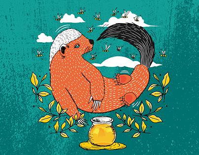 Andante Raw Honey