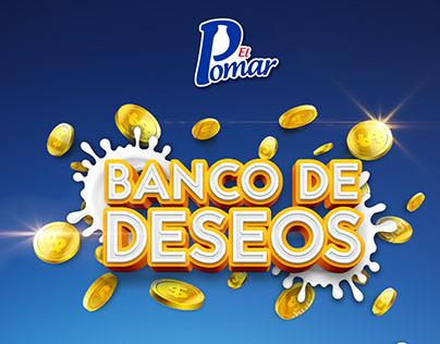 Banco de Deseos El Pomar