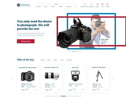 Webdesign Online Shop