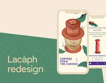 Lacàph - Coffees for the curious