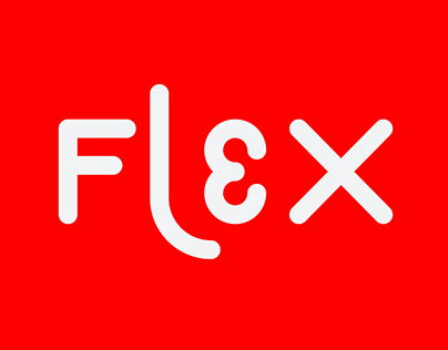 Flex Typeface