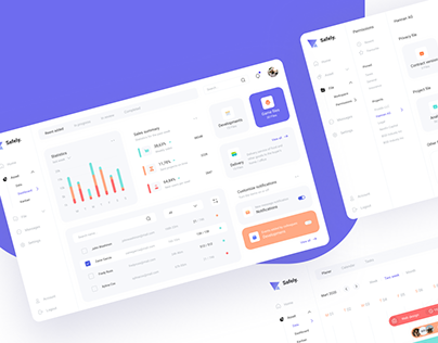 Safely (dashboards and landing page)