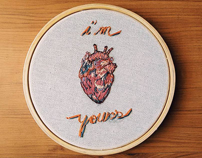 Embroidery 2015/16