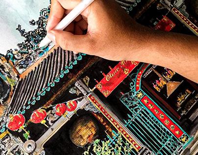 Ba Thien Hau pagoda