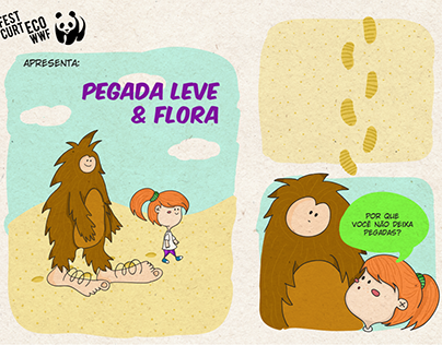 [Illustration] Fest Curteco WWF