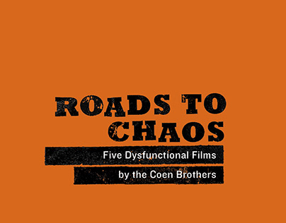 Roads to Chaos Branding