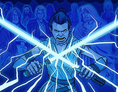 All the Jedi