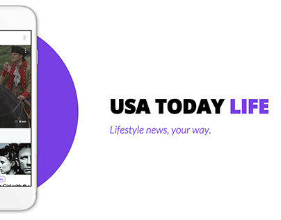 USA TODAY LIFE | Mobile & UX