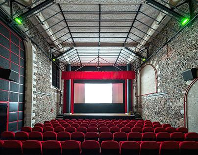 Cinéma Cinématographe - Nantes - France