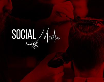 Social Media - Barbershop Vol. 01 - Instagram Stories