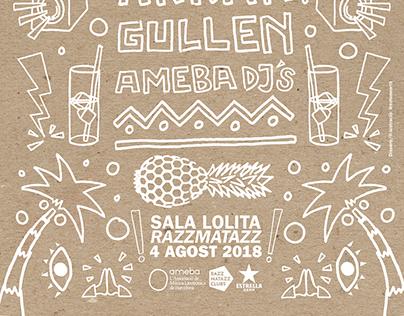 AMEBA CLUBS at Razzmatazz Club