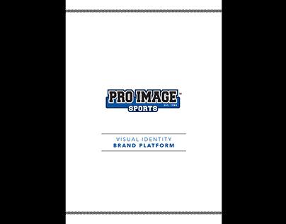 Pro Image Sports   Visual Identity Brand Platform