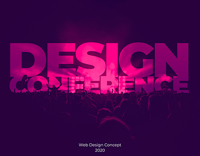 Design Conference 2020 Concept