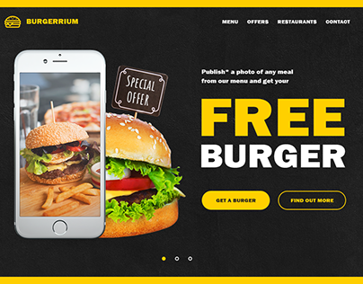 Tasty Landing Page