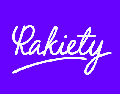 Logo design for Rakiety