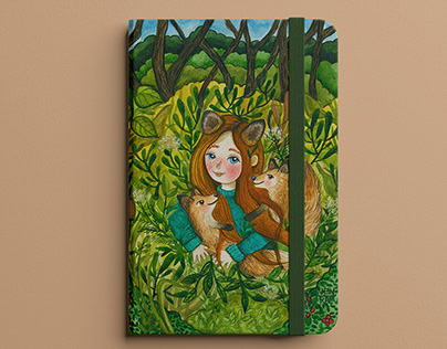 The fairytale notebook