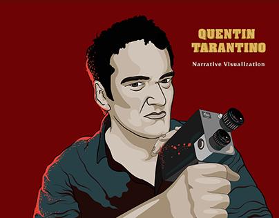 Tarantinoverse - Quentin Tarantino Analysis