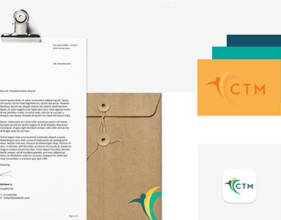 CTM Logo design award