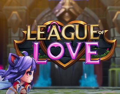 LEAGUE OF LOVE : A LEAGUE OF LEGENDS / SUPER MARIO MASH